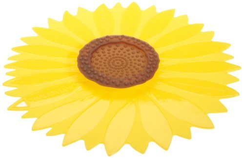 Charles Viancin Sunflower Lid - Medium 9 by Charles Viancin