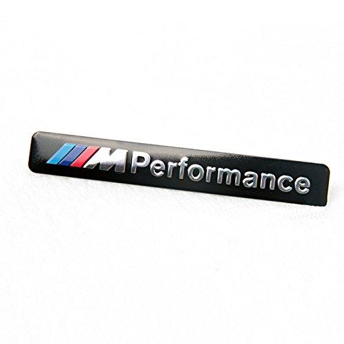 Preisvergleich Produktbild BMW M Performance Logo-Emblem–1BK 357Serie M Tech M3M5X3X5M Sport