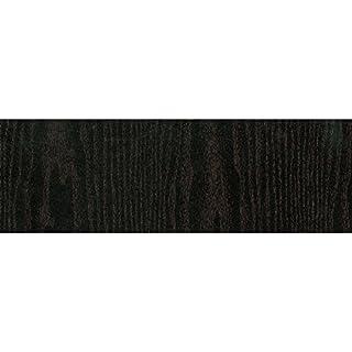 Fablon FAB11140 67.5 cm x 2 m Roll Wood, Black
