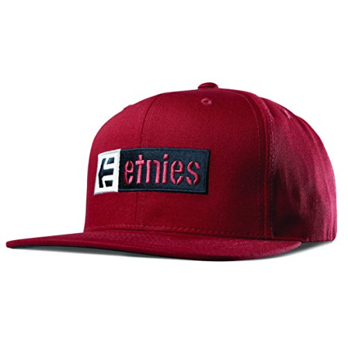 Etnies Corp Box Mix Snap Red One Size