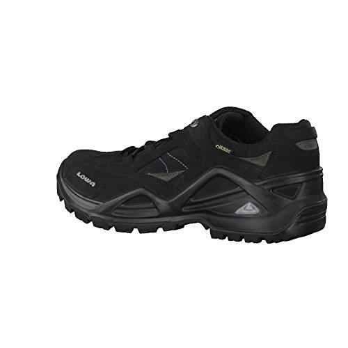 Ar Homens Sapatos Pretos Ao Livre Iowa vRqCF