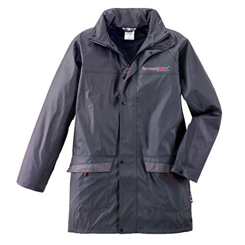 """Terratrend Job 60604-l-6400taglia L """"Active Plus Giacca da pioggia, colore: Antracite"""