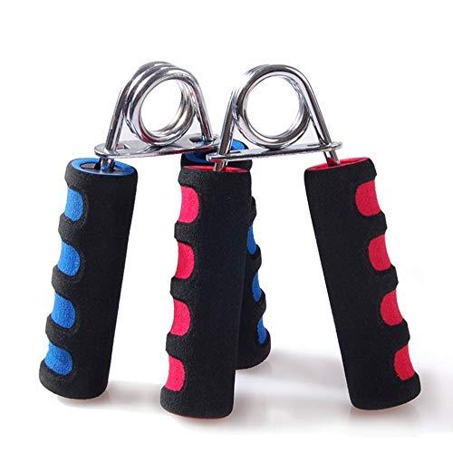 Hand Gripper Arm Wrist Exerciser Fitness Grip Heavy Strength Trainer color random -