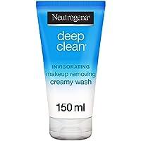 Neutrogena, Makeup Remover, Deep Clean, Invigorating, Normal to Combination Skin, 150ml