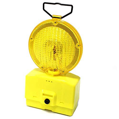 Cablematic-Lampe Licht Blinklicht Signalisation RC Zaun-Mast Grundstück arbeitet mit 4R25 (Mast-licht)