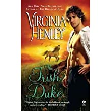 [The Irish Duke] (By: Virginia Henley) [published: August, 2011]