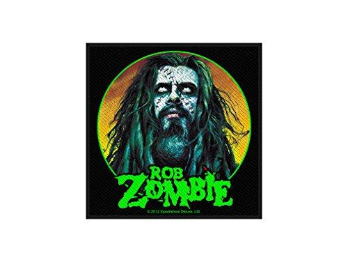 Rob Zombie - Zombie Face[Patch/Aufnäher, gewebt] [SP2645] (Band Zombie)