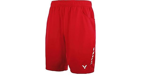 Victor Shorts Denmark rot 4628