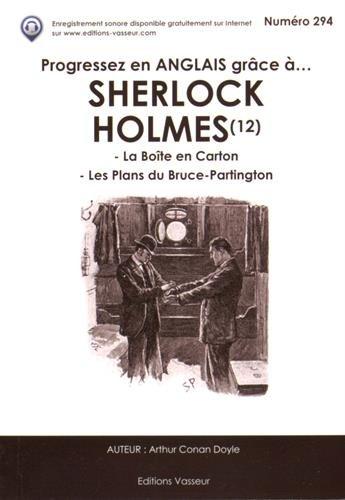 Progressez en anglais grâce à Sherlock Holmes par Arthur Conan Doyle