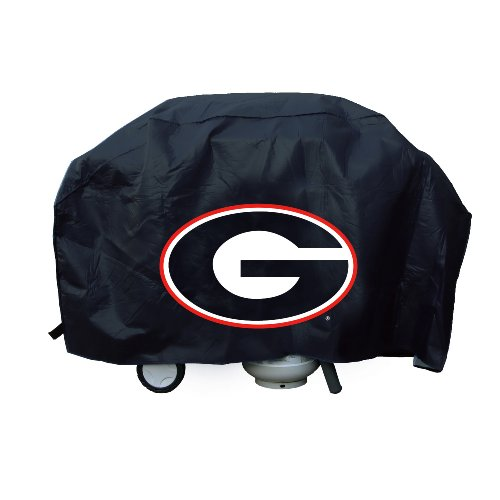 NCAA Deluxe grill cover, Uomo, Georgia Bulldogs