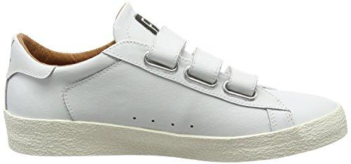 FLY London Damen Bire824fly Sneakers Weiß (White 000)