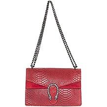a1ff90c7b38f0 MASSIMA BARONI- Damen Handtasche. Italienisches Tasche Portofino Modell.  Auf der Schulter oder am