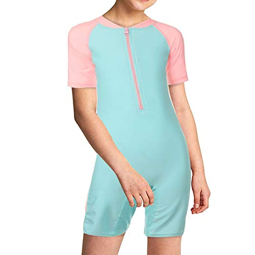 rt für Kinder - Unisex Tauchenshirt LSF50+, Rash Guard, Schwimmshirt für Kinder - Für Schwimmen & Neoprenanzug -6-6X ()