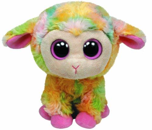 """Beanie Boo Lamb - Blossom - 33cm 13"""""""
