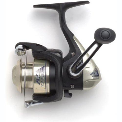 Shimano AX Spin Reel + Ball Bearing Box (5.2:1 4-Pounds/100 Yard) by Shimano