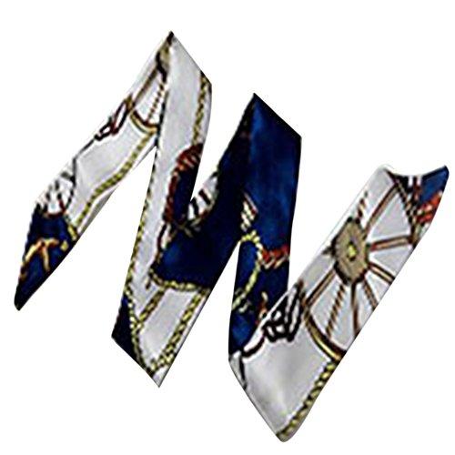 Auntwhale Nacken Arm Kühler Schal-Körper-Verpackungs-Krawatte Stirnband Handgelenk Handtuch Outdoor Sport Wandern Camping Climing ungiftig (1 Stück)
