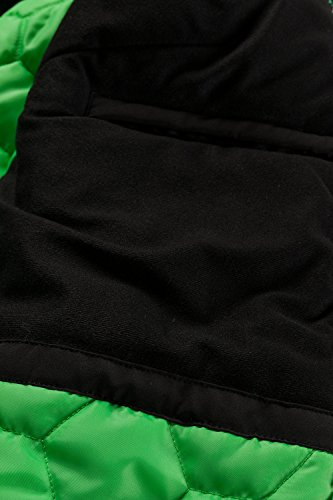 Ulla Popken Femme Grandes tailles Veste softshell 706777 Noir