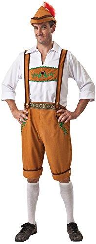 Erwachsene Weihnachtsfeier Mr Oktoberfest Deutscher Land Bayerisches Bier Herren Outfit (Outfits Deutsches Bier)