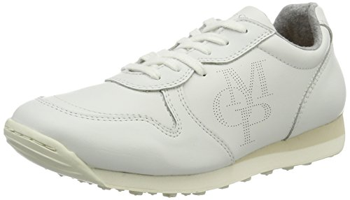 Marc O'Polo - 70113913501102 Sneaker, Scarpe da ginnastica Donna Bianco