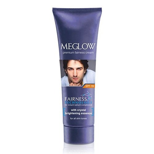 Meglow Premium Fairness Cream SPF 15 for Men (50g)