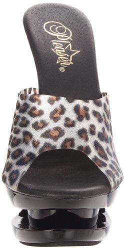 BLONDIE-601LP Leopard Print/Blk
