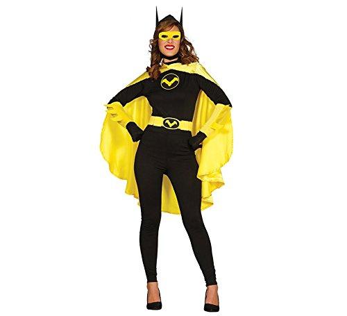Imagen de disfraz de mujer murciélago para mujer