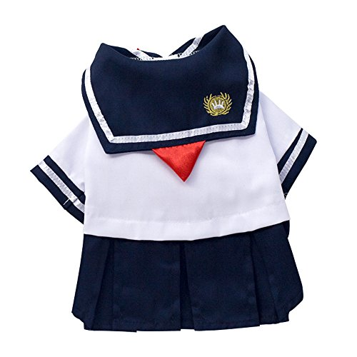 Costume per cane da marinaio