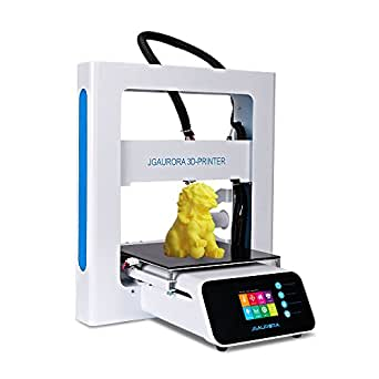 """Stampante 3D JGAURORA A3S Aggiornato Prusa Con Display LCD Riscaldato HD Touch LCD da 2,8 """""""