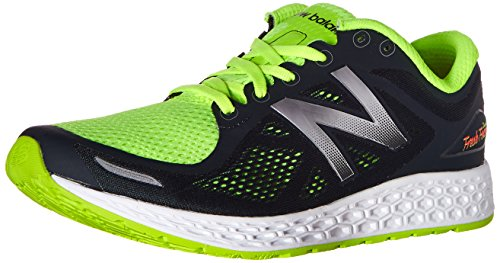 New Balance Homme, Baskets Sportives, M1980 Zante Fresh Foam Nbx Performance Black / Green