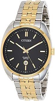 CITIZEN Mens Quartz Watch, Analog Display and Stainless Steel Strap - BI5094-59E