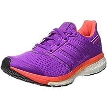 Adidas Supernova Glide 8 W, Zapatillas de Running para Mujer