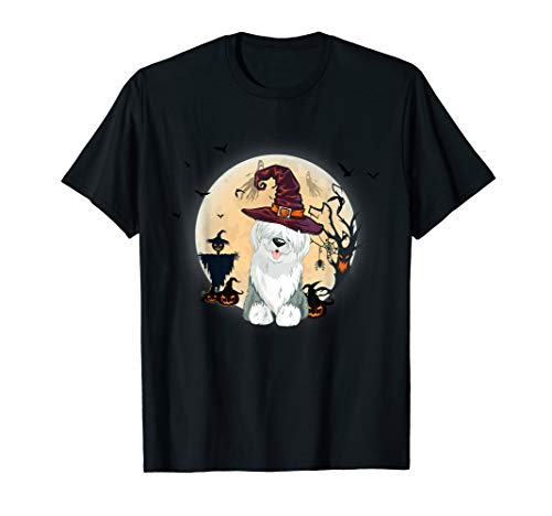 Kostüm Old English - Old English Sheepdog Halloween Geschenk T-Shirt