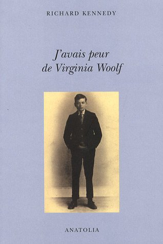 J'avais peur de Virginia Woolf