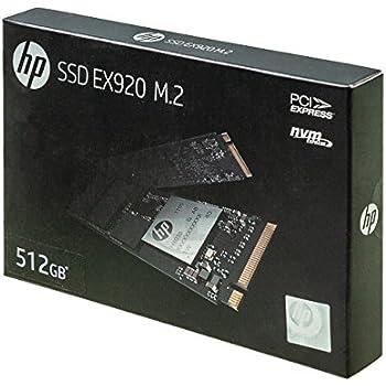 HP Hewlett Packard 2YY46AA#ABB - Disco Duro Interno SSD de 512 GB ...