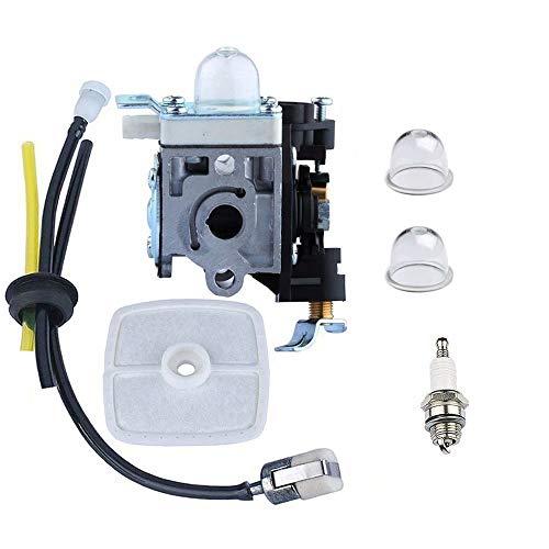 Jumbo Filtre kit pour réglage carburateur Echo Es-250 Pb-250 Pb-250ln souffleur pour Zama Rb-k106 Fuel kit de Maintenance pour Echo A021003661 Handheld souffleur avec Filtre à air