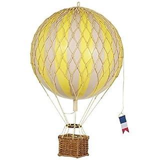 Authentic Models - Dekoballon - Ballon Gelb- 18 cm