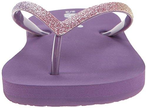 Reef Stargazer, Tongs fille Violet (Lux Purple/Ombre)