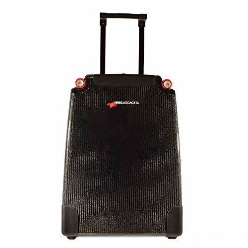 Swiss Luggage - Maleta Negro negro