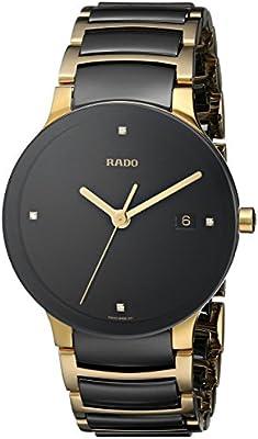 Rado R30929712 - Reloj para hombres color dorado
