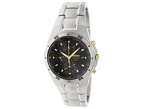 Seiko SND451P1 - Herren armbanduhr