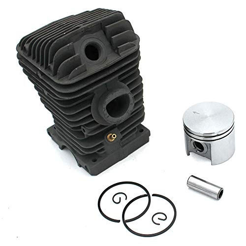 Kit de pistón de cilindro 42.5 mm para Stihl 025 MS250 MS250C MS250C-B MS250C-B Z MS250CBE MS250C-BE...