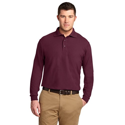 silk-touch-sport-a-maniche-lunghe-burgundy-xxxxl