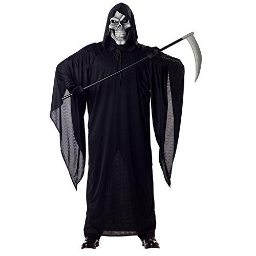 Homme Kostüm Deguisement - California Kostüm-cs97505/XL-Kostüm moissonneur dunkel Größe XL