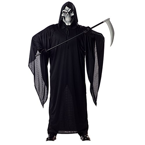 California Kostüm-cs97505/XL-Kostüm moissonneur dunkel Größe (Macht Ein Skelett Kostüm)