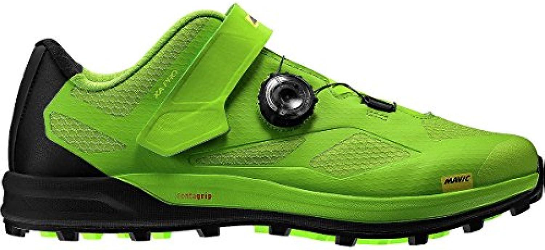 Mavic XA Pro - Zapatillas Hombre - Verde Talla del Calzado UK 11   EU 46 2019