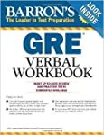 Barrons GRE Verbal Workbook