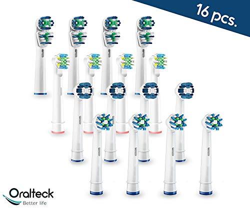 Oralteck 16 piezas - Cabezales de...
