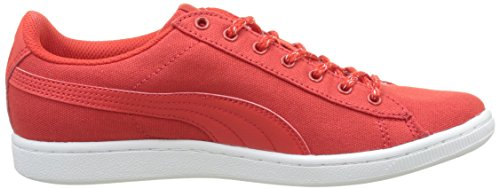 Puma Vikky Spice, Sneakers Basses Femme Rouge (High Risk Red-high Risk Red 03)