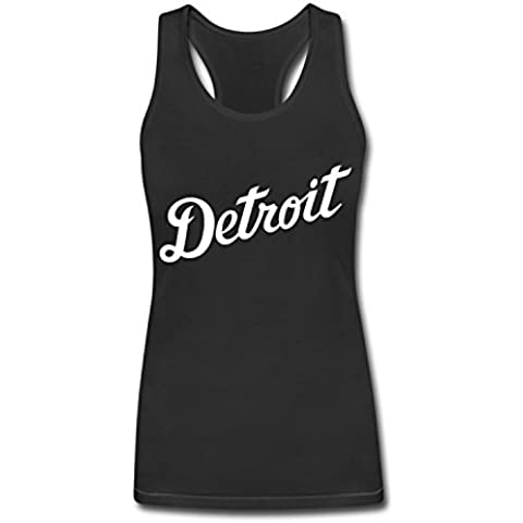 Detroit Tigers Logo 2016 tank top T shirts for women