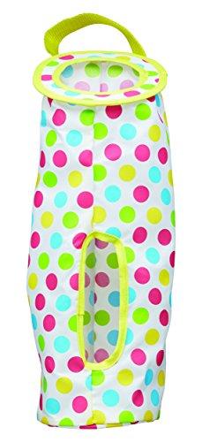 Kitchen Craft - Dispensador de bolsas, diseño multicolor